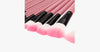 32 Piece Professional Pink Makeup Brush Set - FREE SHIP DEALS