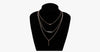 3 Multi-Layer Bar Necklace - FREE SHIP DEALS