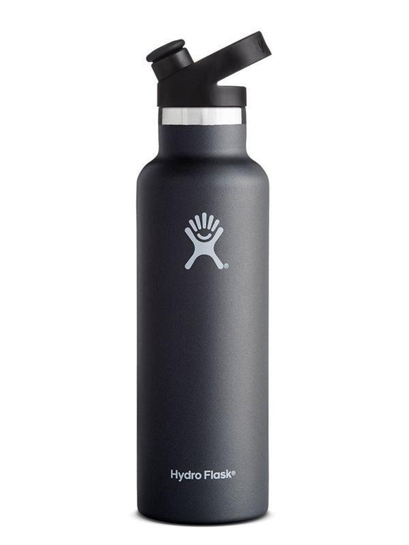 Hydro Flask 21 oz Standard Mouth W/ Sport Cap Water Bottle