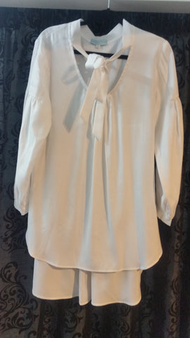 Bridget Mathewson Madison Shirt - white