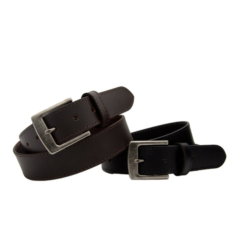 Work Tuff - Chocolate Leather belt