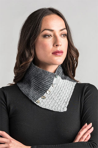 Merinomink™ - MM LACE NECK WARMER