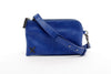Home Lee Clutch - Cobalt Blue