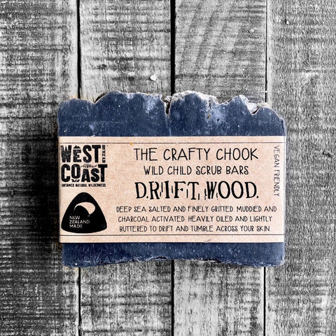 The Crafty Chook - Driftwood