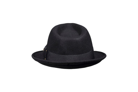 Ladies Fedora - Laney black