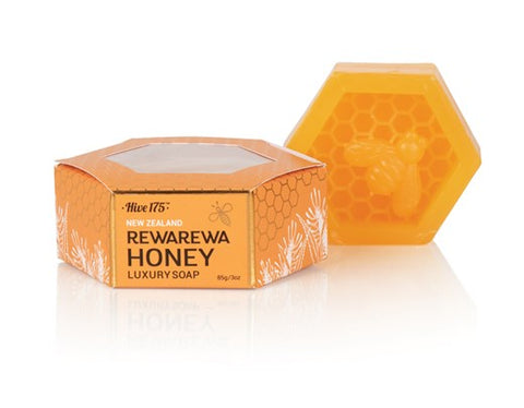 Hive 175 Rewarewa Soap 85g