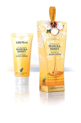Manuka Honey Moisture Rich  Hand Creme