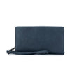 Black Caviar -  Mavie Wallet - Gunmetal Blue