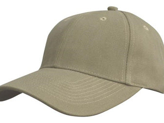Electric Pukeko - Cotton Cap- Fawn