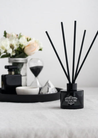 KEAROSE - Scarlett Rose and Ebony - Eco friendly Diffuser