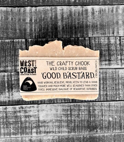 The Crafty Chook - Good Bastard