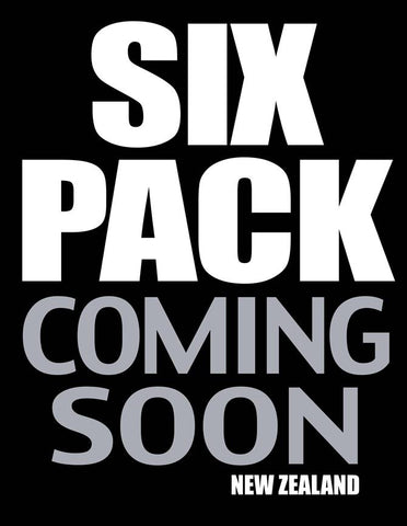 Tee shirt - Six Pack coming soon !