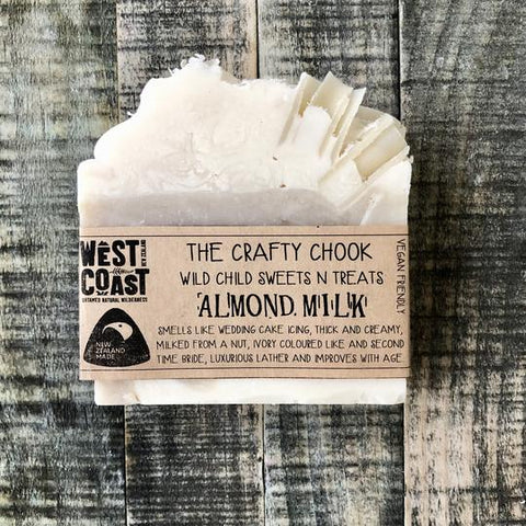 The Crafty Chook - Almond Milk