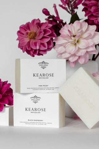 KEAROSE - Black Raspberry - Hand and Body Bar