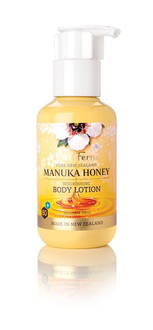Manuka Honey Nourishing Body Lotion Small