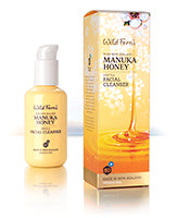 Manuka Honey Gentle Facial Cleanser