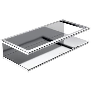 Bathroom Shelf with Guard: SE-234-XP