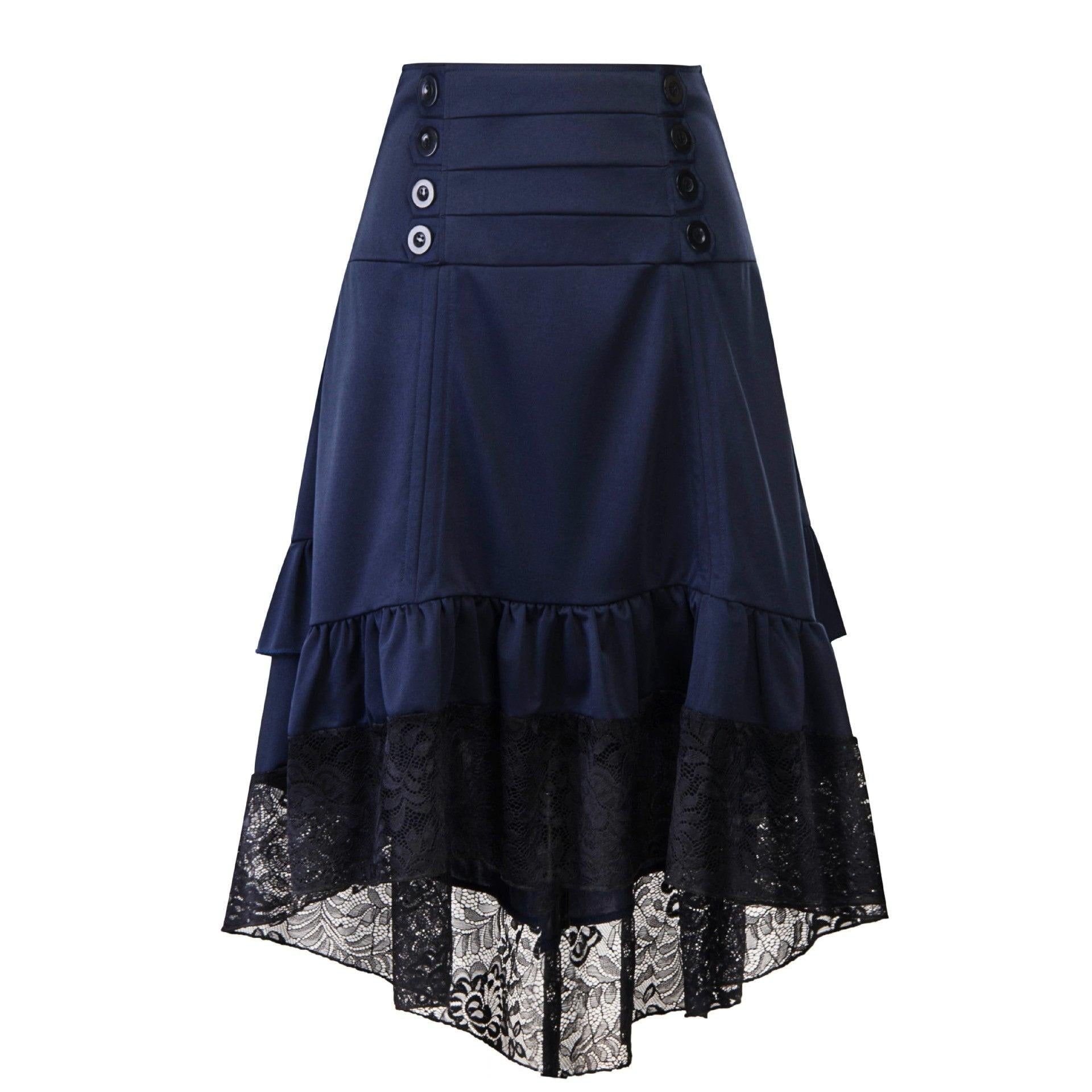Bestkawaii-Irregular-Lace-Skirt