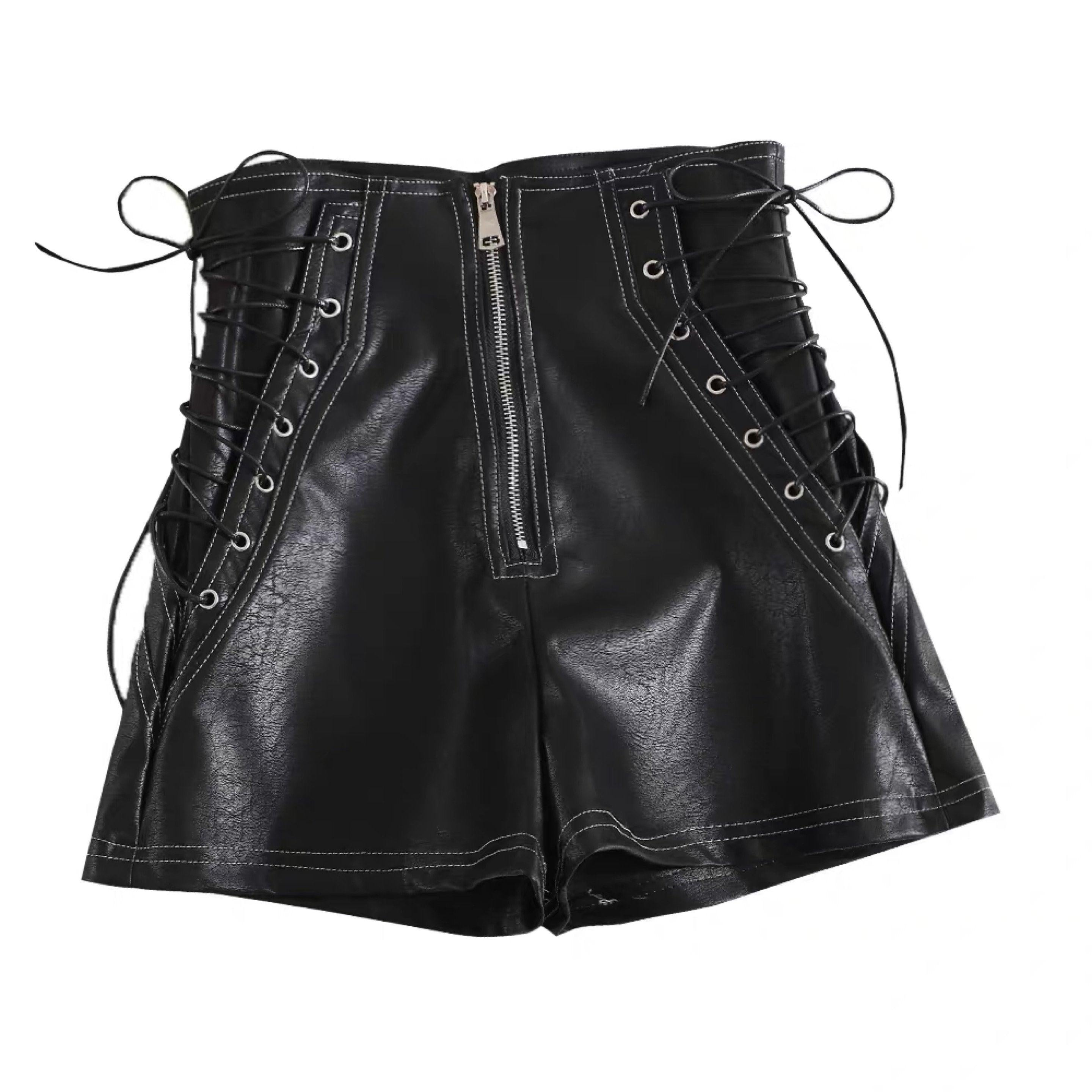 Short High Waist Black Alisson