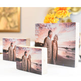 Combo Package-Personalize wood 5x5 , 5x7 , 10x10 Inch