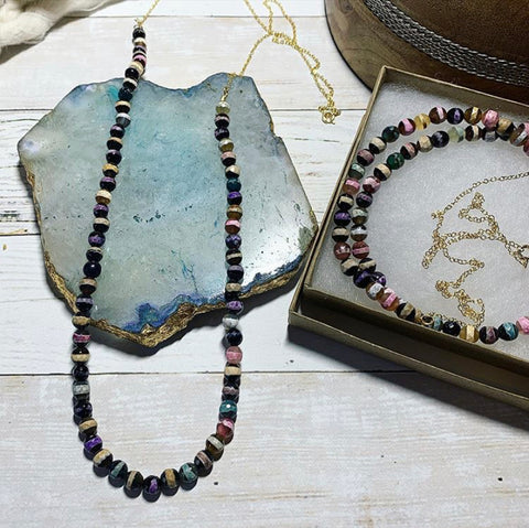 Take a Hike Necklace