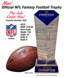 NFL Fantasy Football Trophy