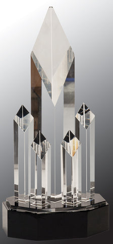 Crystal Rising Diamonds - AwardsPlusGI