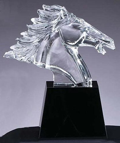 Crystal Stallion - AwardsPlusGI