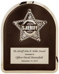 Hero Plaque - Fire/EMT/Law - AwardsPlusGI