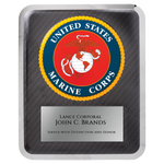 Hero Plaque - Military Branches - AwardsPlusGI