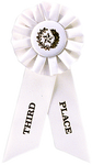 Rosette Award Ribbon - AwardsPlusGI