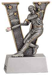 V Series Resin Trophy - AwardsPlusGI
