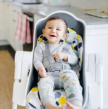 Load image into Gallery viewer, Baby using Oribel Cocoon High Chair Seat Liner