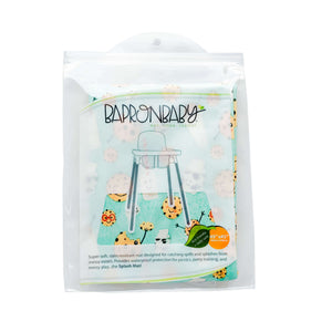 BapronBaby Cookies and Milk Splash Mat Packaging