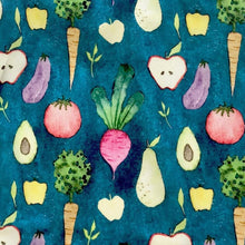 Load image into Gallery viewer, BapronBaby Organic Produce Splash Mat