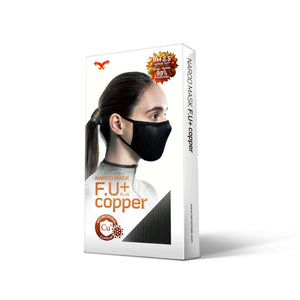 Naroo Mask - F.U.+ Copper