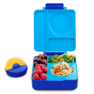 Omielife Omiebox Blue Sky with Lid and Food