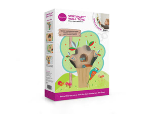Oribel VertiPlay Busy Woodpecker Knocker Packaging Front