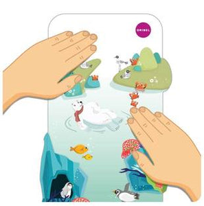 Oribel VertiPlay Mystical Aquarium Puzzle Stick Film