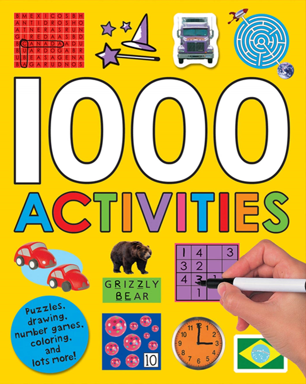 Priddy Books 1000 Activities