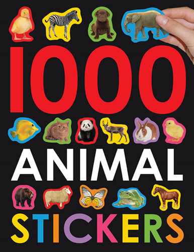 Priddy Books 1000 Animal Stickers