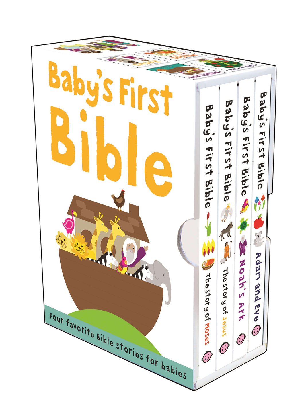 Priddy Books Baby's First Bible Boxed Set