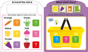 Priddy Books My First Play and Learn Grocery Store 1