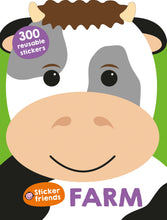 Load image into Gallery viewer, Priddy Books Sticker Friends Farm