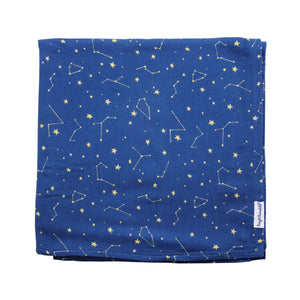 Tiny Twinkle Swaddle Blanket Constellation