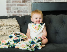 Load image into Gallery viewer, Tiny Twinkle Swaddle Blanket Blush