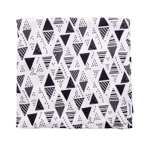 Tiny Twinkle Swaddle Blanket Triangles