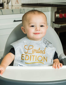 Tiny Twinkle Mess-proof Easy Bib Limited Edition