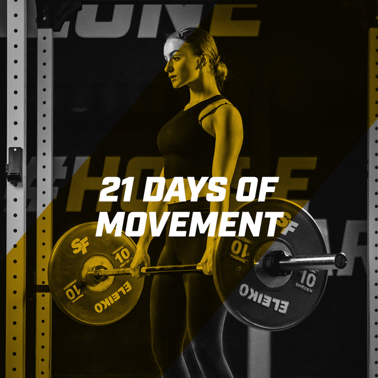 21 Days of Movement