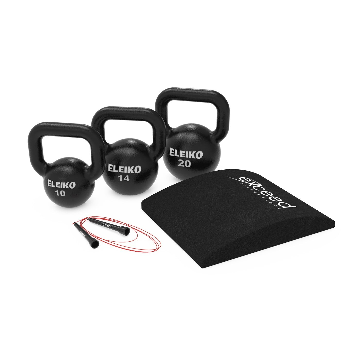 Kettlebell Bundle One